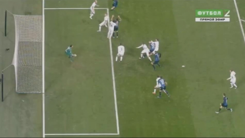Mauro Icardi goals vs Atalanta