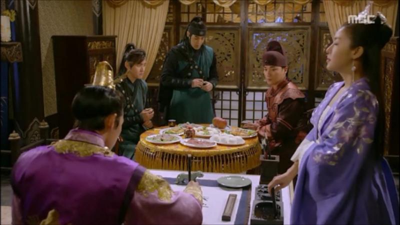Императрица Ки - Секретное образование императора Тогона. Учительница Ки Нян. Танашири в бешенстве Часть 1