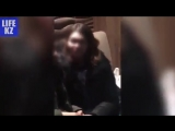 Скандальное видео с целующимися девочками возмутили казахстанцев