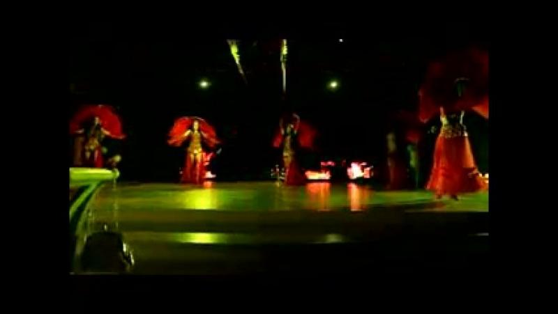 Belly dance.Yulianna Voronina's show balet Imperia (Ukraine) 17636
