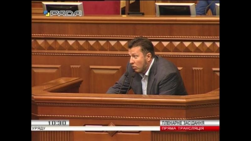 Антон Яценко - У нормальній країні здоров'я дітей - на першому місці