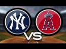 AL / 29.04.2018 / NY Yankees @ LA Angels (3/3)