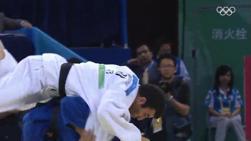 Дзюдо Лучшие иппоны на Олимпийских игра mp4