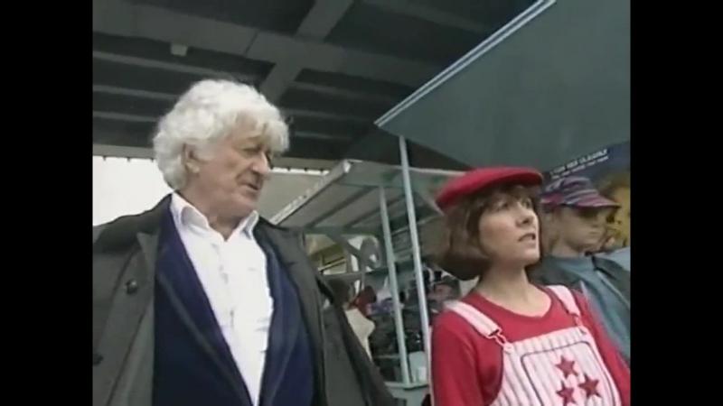 Доктор Кто Измерения во времени 1993 Baibako HD