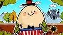 Humpty Dumpty | Nursery rhyme for kids