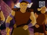 Конан и Юные Воины 6 серия.Канал М1