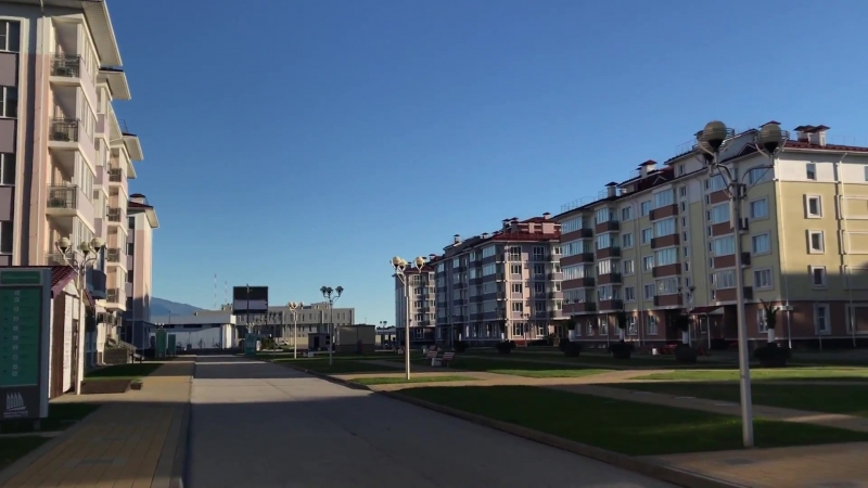 Александровский Сад - Жилой комплекс - Сочи - Олимпийский парк 8(862)295-50-78