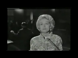 Marlene Dietrich - Bitte gehe nicht fort