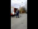 2.11.2017 Славянск-на-Кубани сгорел автобус