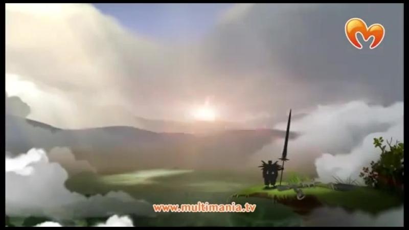 Вакфу 1 сезон 3 серия ( Чёрный ворон )
