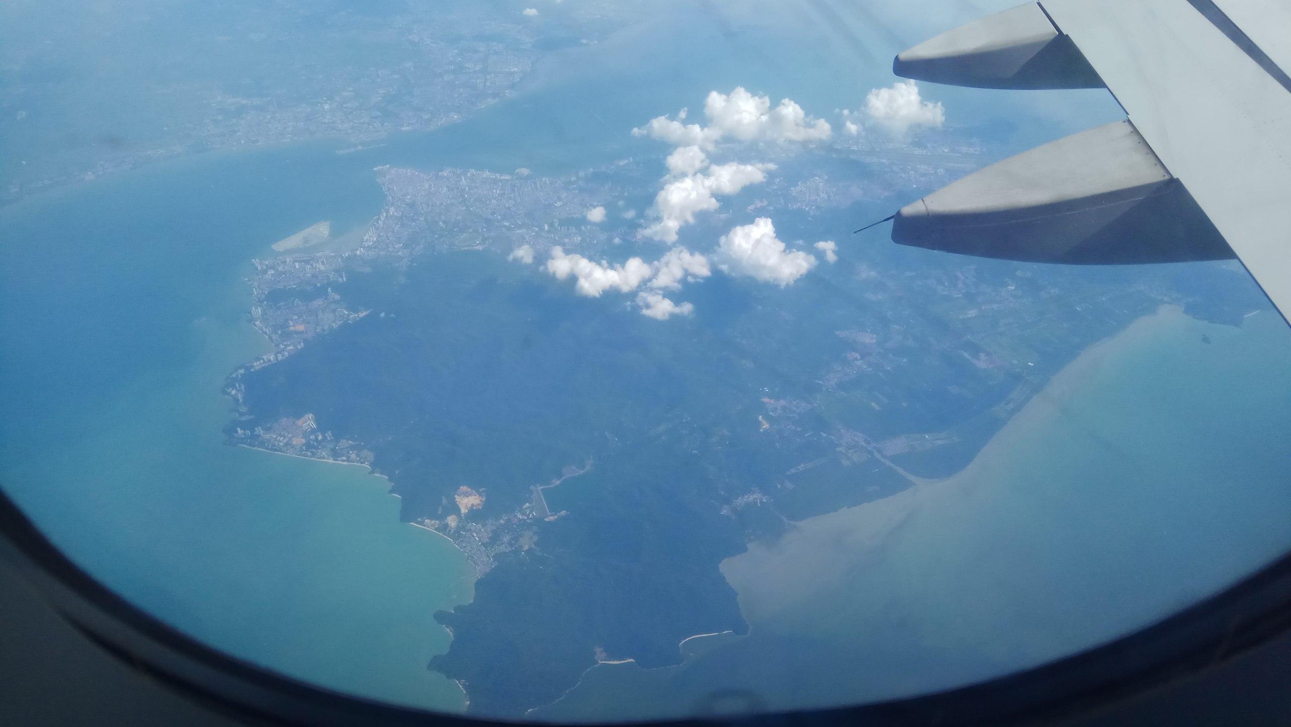 Остров Пинанг Мадайзия