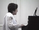 Rosalyn Tureck plays Bach Partita no 2 1995