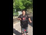 Внезапное падение дети Ленинского района