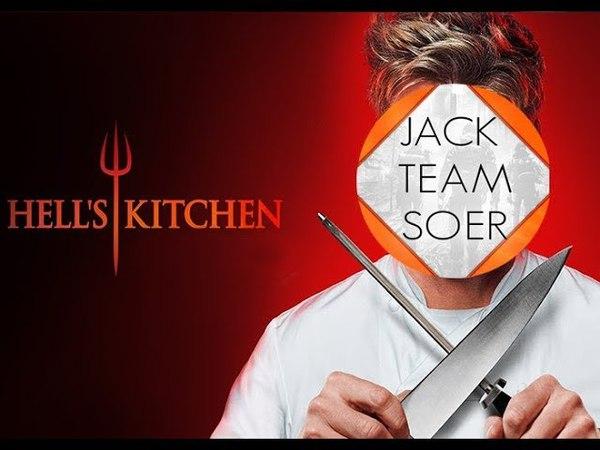 Адская кухня в кс го 1. JackS_Team готовят шашлык из сильверов