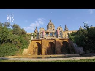 Barcelona in 4K