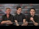 Gotham interview de Sean Pertwee, Cory Michael Smith et Robin Taylor