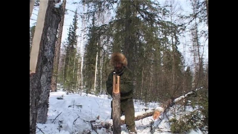 Д/ф «Счастливые люди» Реж: Дмитрий Васюков [2008] 1/4 : Весна
