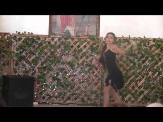 ШАТ Аль Ракс, Сайфитдинова Ася - Самба. Концерт Восточная феерия, г. Орск, 17 декабря 2017 г.