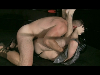 Muscle domination wrestling - gladiators - masked man vs marcus (morgan cruise vs matt thrasher)