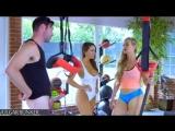 Nicole Aniston, Abigail Mac - Gym And Juice BigTitsInSports  Brazzers Big Ass, Big Tits, fitnes porno, фитнес бикини порно