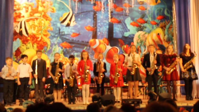 Парад саксофонистов 2