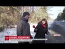 Репортаж ТСН про дорогу Р-78. Харків-Зміїв-Слобожанське