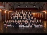 Поздравление с 8 марта от самой юной артистки театра танца