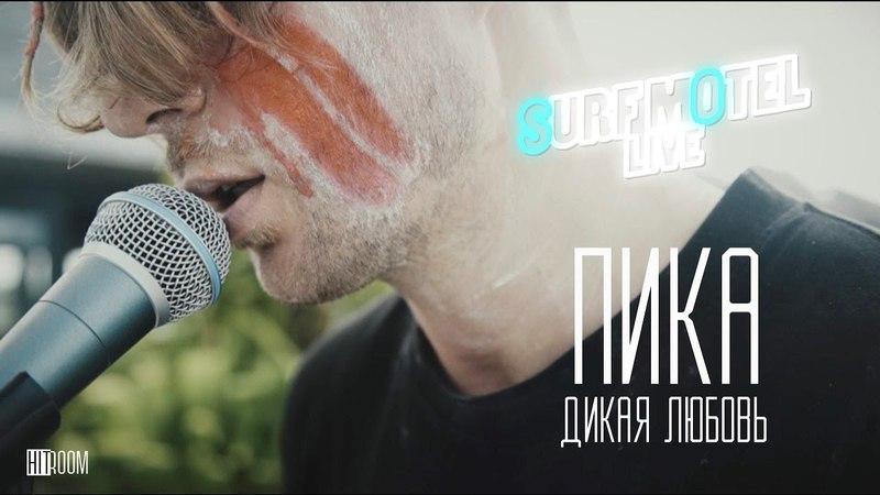 ПИКА ДИКАЯ ЛЮБОВЬ Surf Motel Live Session feat The Denp