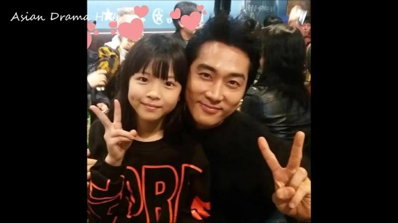 Детектив Блэк - Прощальная вечеринка {171210} 블랙 BLACK Wrap Up Party _ Song Seung-heon ❤ Go Ara (1)