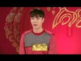 180212 EXO Lay Yixing @ Chunwan Weibo Update Message