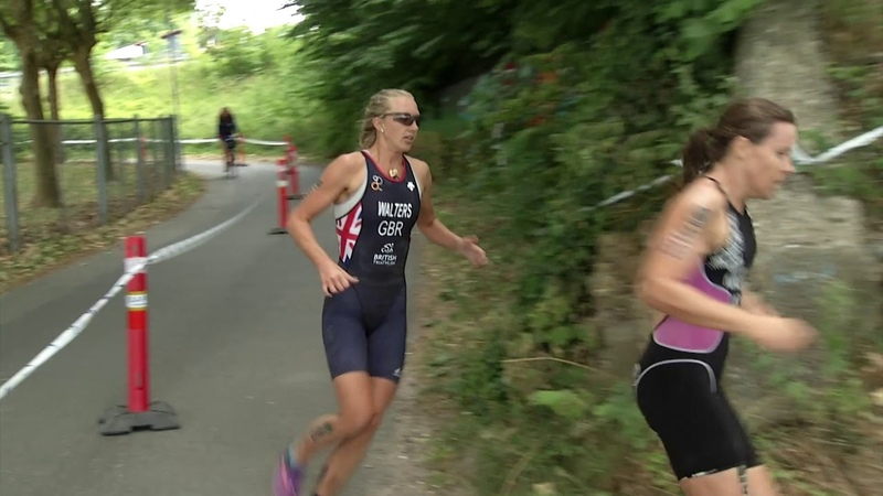2018 FYNSKE BANK Cross Triathlon World Championships Fyn - Womens Highlights