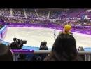 現地映像☆羽生結弦選手フィギュアスケート男子SP平昌オリンピック2018年2月16日