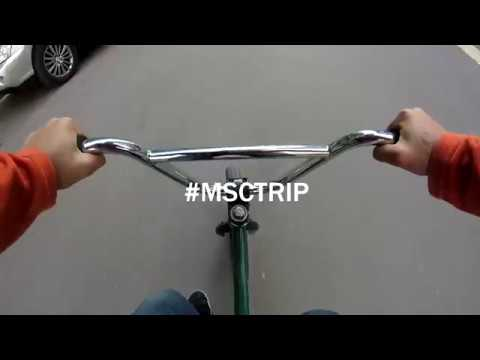 First Person BMX from Moscow City