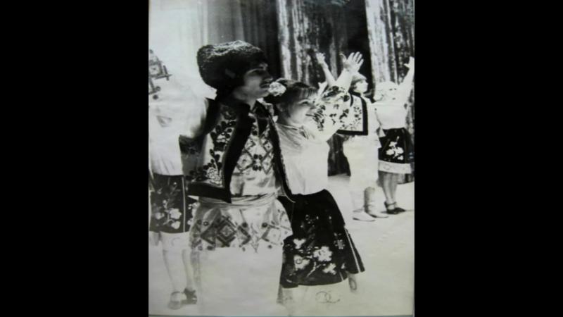 хореографический ансамбль Северные узоры 1976г Инта