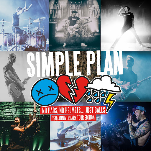 Simple Plan альбом No Pads, No Helmets...Just Balls (15th Anniversary Tour Edition)