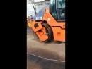 дорожный каток hamm dv 70