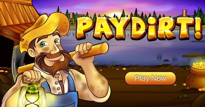 Обзор PayDirt Online игры для слота
