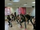 Наша прекрасная Кристина в качестве хореографа и все её восхитительные ученицы - наши гостьи на СПА-девичнике сегодня 💃  девочк