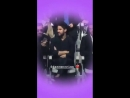 VIDEO @DarrenCriss via tianweizhangs IG Stor