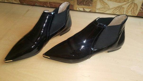 Обувь 39р