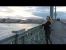 Видео с фотосессии на улице нашего города