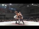 YAMATO BxB Hulk KAGETORA vs Naruki Doi Masato Yoshino Susumu Yokosuka Dragon Gate Fantastic Gate 2017 Day 4