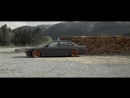 BMW 750IL STANCE