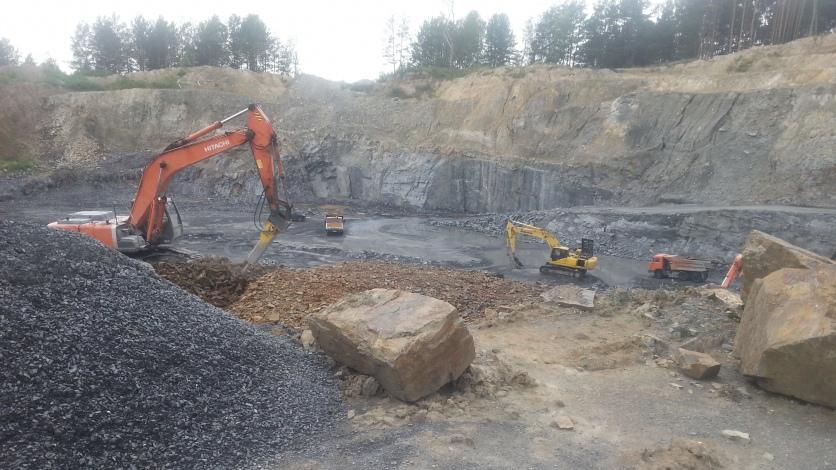 В Томске возбуждены уголовные дела по факту незаконной добычи полезных ископаемых на 24 млн