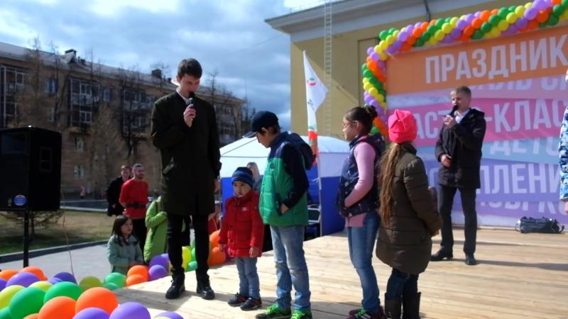 НГДУ Альметьевнефть Конкурс скворечников 1 мая 2018