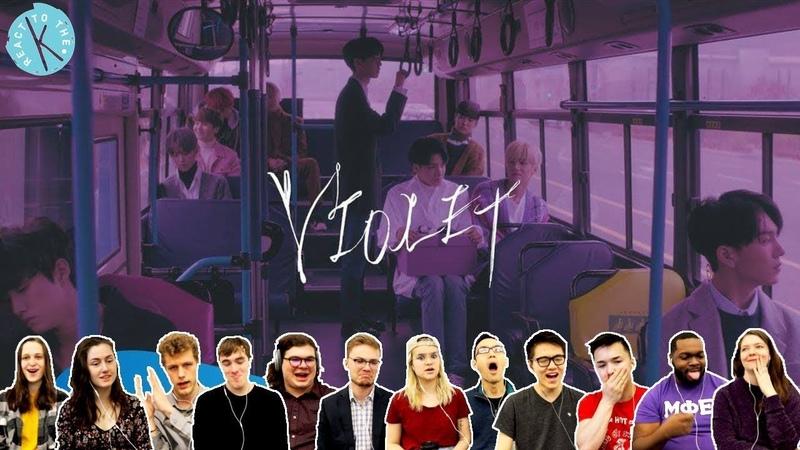 Classical Musicians React: Pentagon 'Violet'