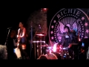 Richie Ramone- Somebody Put Something In My Drink (live, Vasa, Finland)