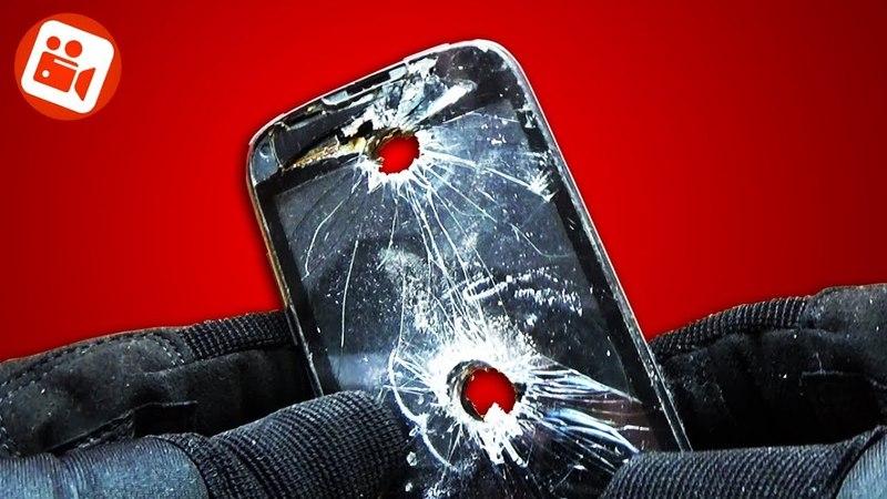 РАСКАЛЁННОЕ СВЕРЛО ПРОТИВ СМАРТФОНА   Что случится со смартфоном после встречи с раскалённым сверлом