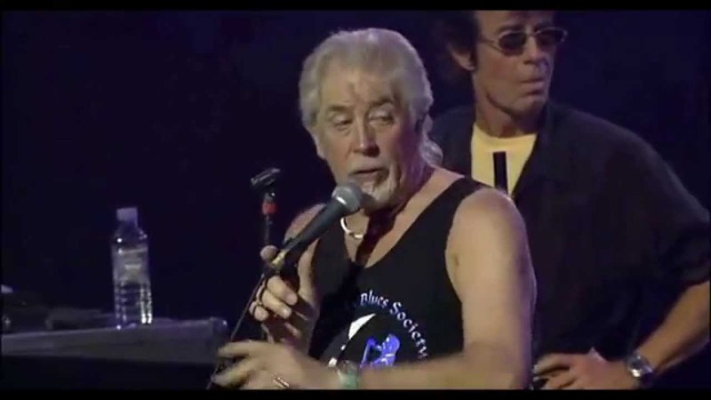 John Mayall and the Bluesbreakers [Blues for the lost days] 70th Birthday Concert
