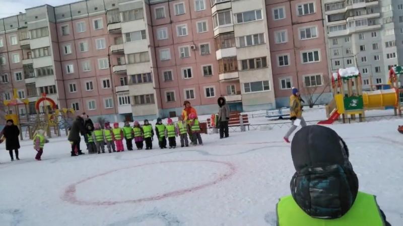 выходи гулять праздник на площадке Коновалова 2